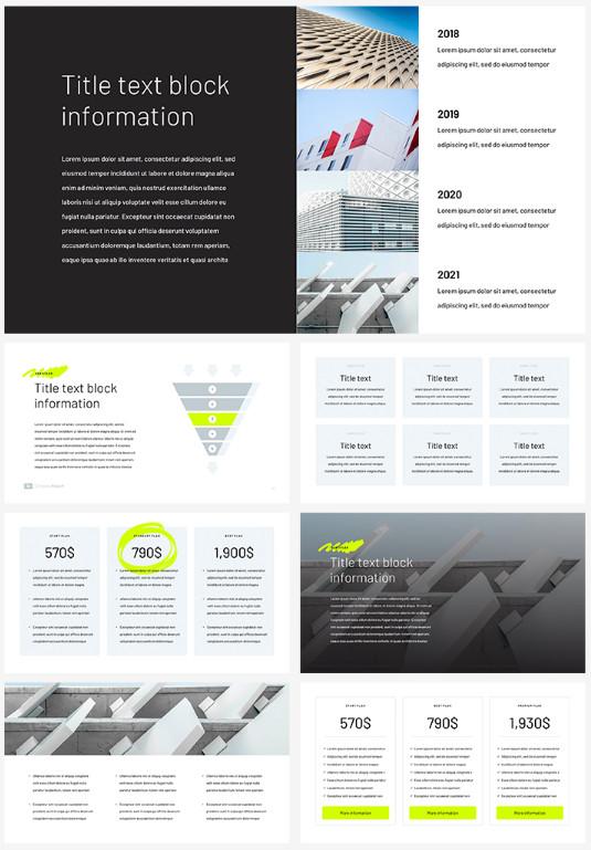 Красивые презентации в PowerPoint: примеры